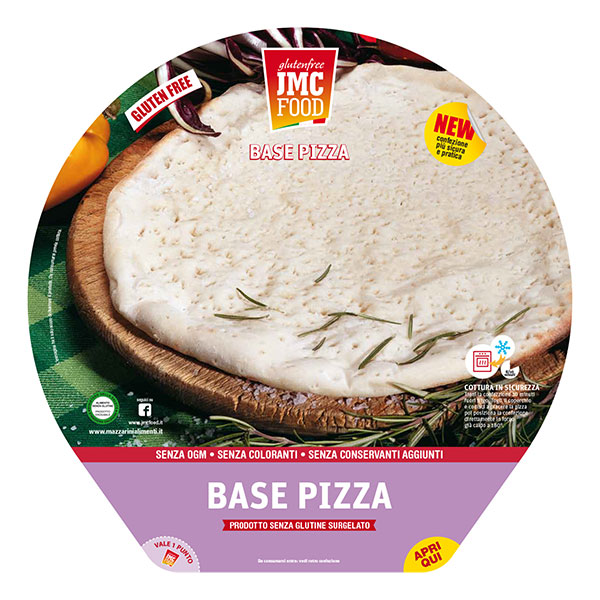 BASE PER PIZZA