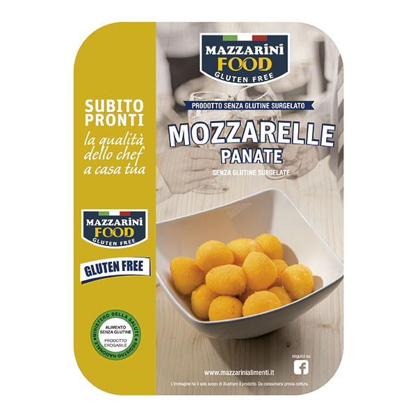 MOZZARELLE PANATE